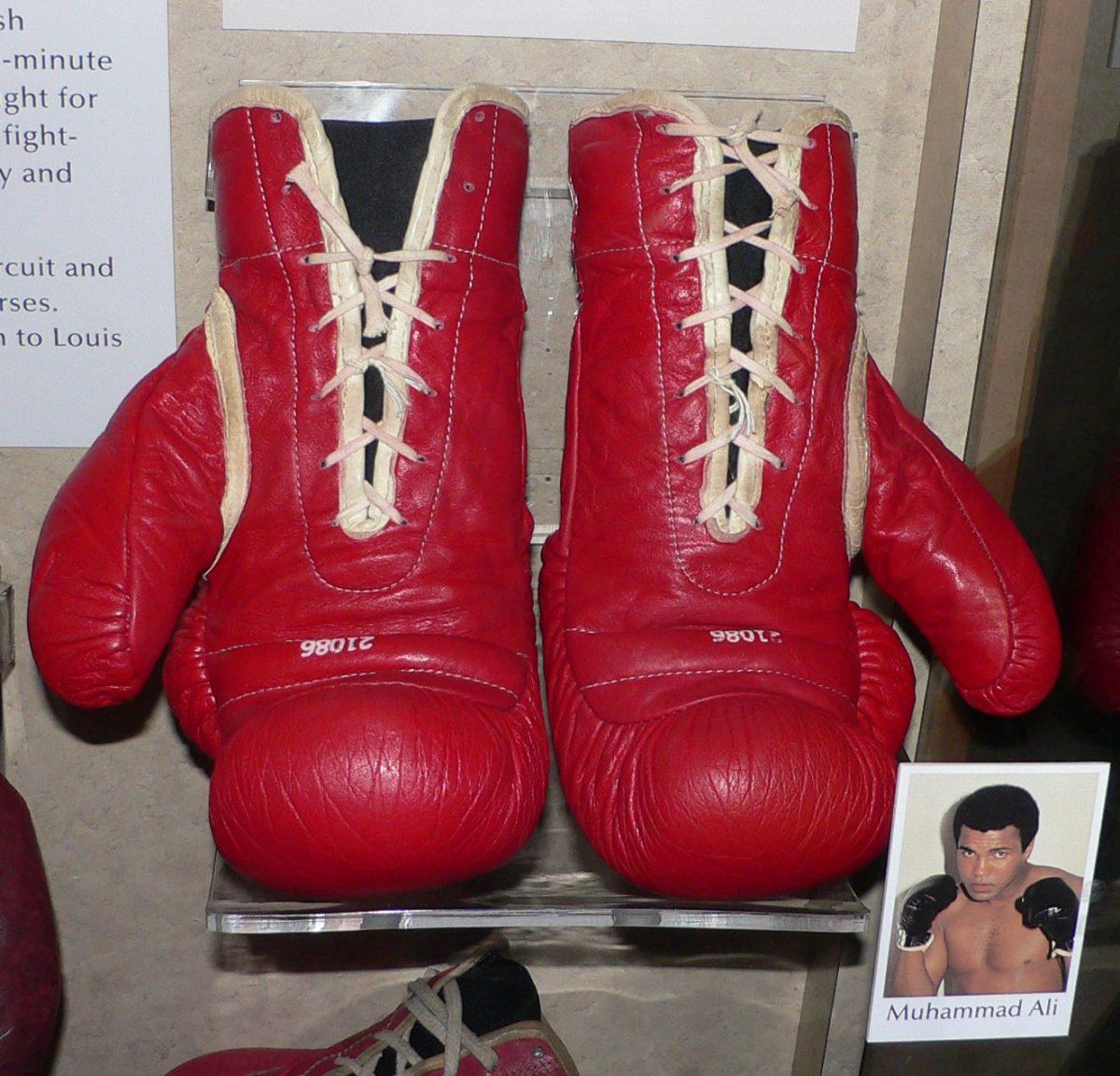 Kommentar zu Muhammad Alis Tod