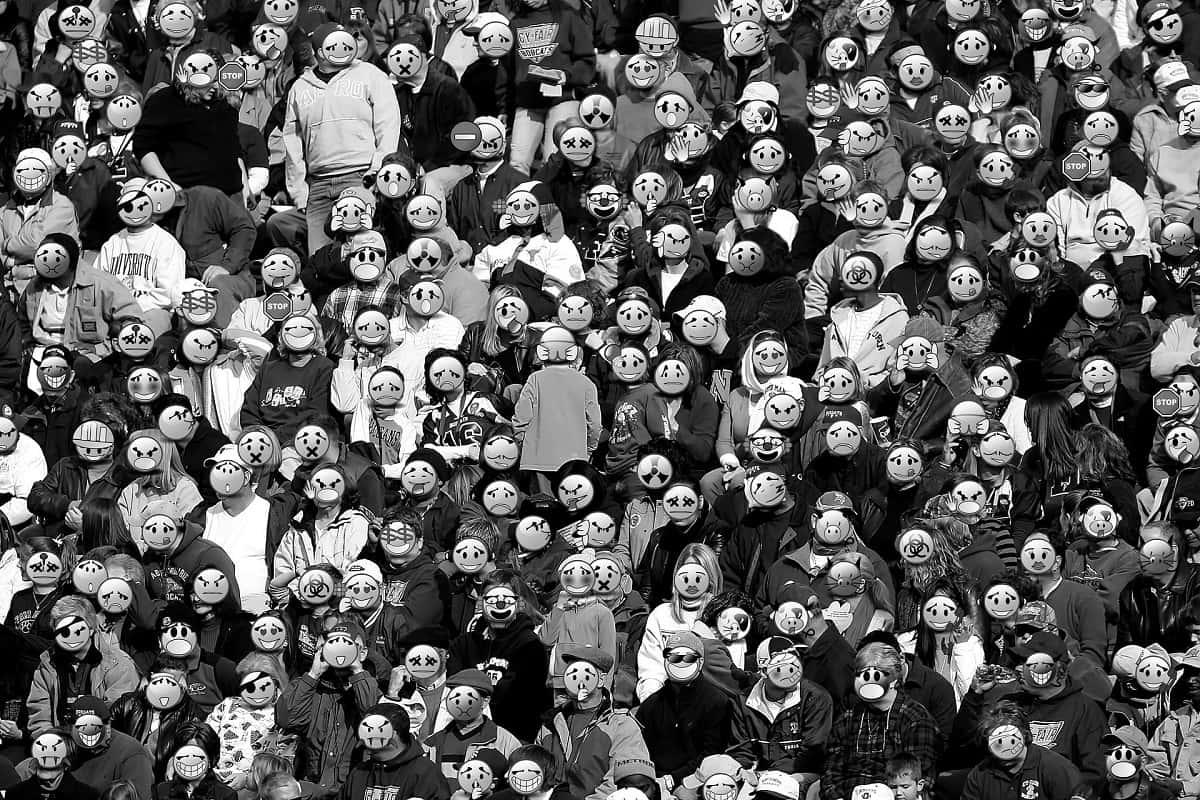 Menschenmassen. (Foto: Geralt, pixabay.com, CC0 Public Domain)