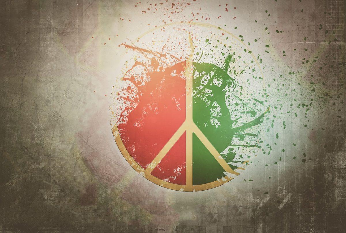 Youth Gathering: Junge Menschen und der Militarismus