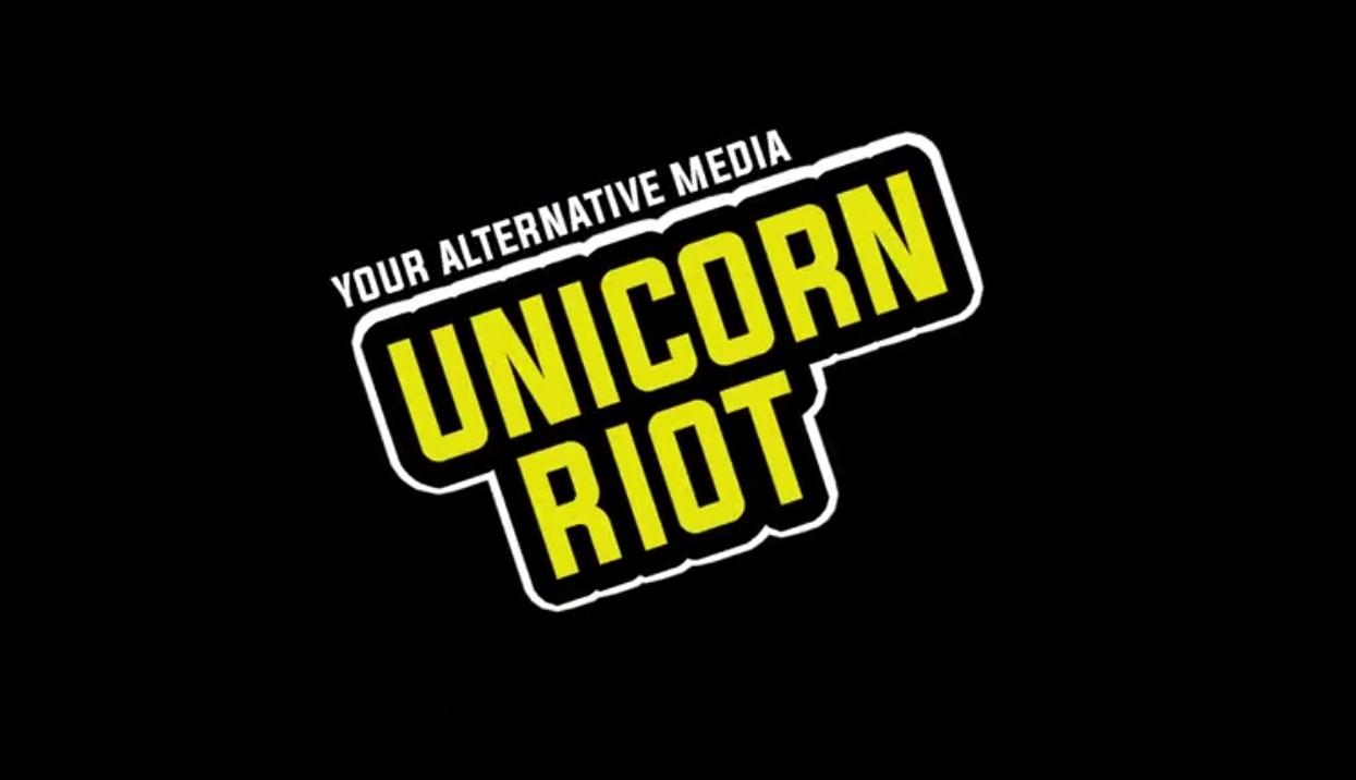 Unicorn Riot ist ein alternatives Medienprojekt in den USA.