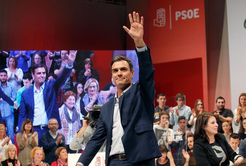 Pedro Sanchez sagt der alten Garde der spanischen Sozialisten den Kampf an