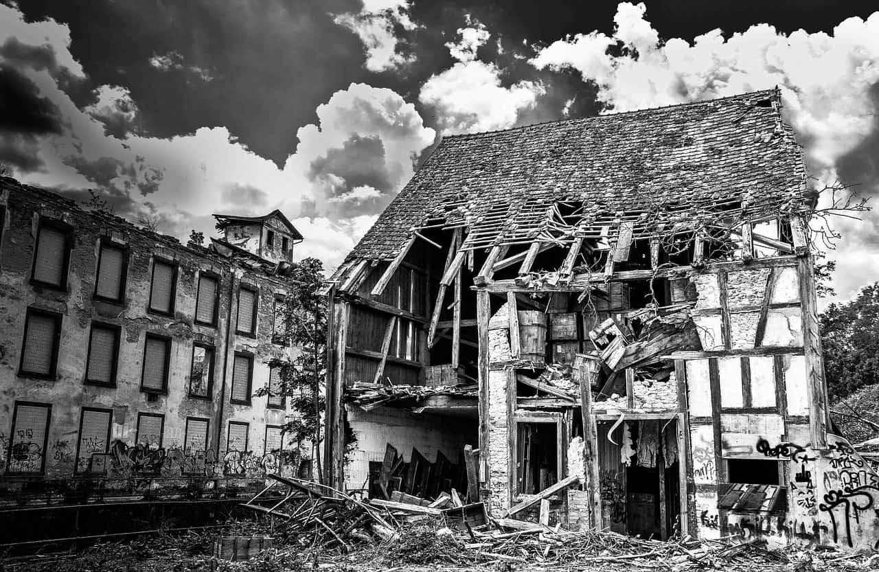 Die Ruine – Über den Niedergang der SPD