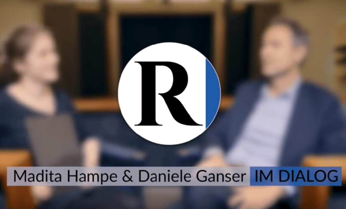"""Daniele Ganser: """"Wir können die Probleme des 21. Jahrhunderts nicht mit Gewalt lösen."""""""
