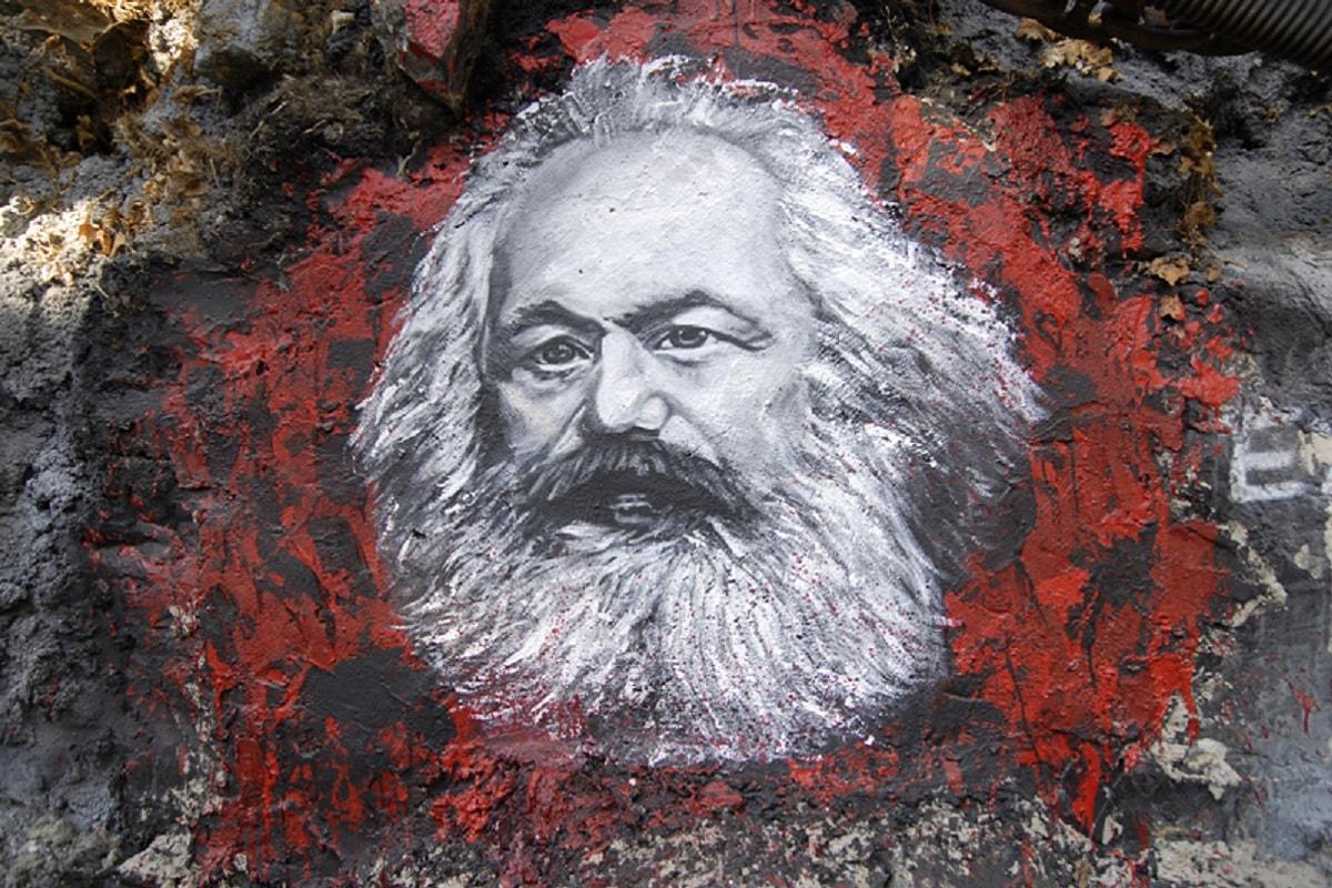 Karl Marx Portrait. (Foto: Thierry Ehrmann,flickr.com, CC BY 2.0)