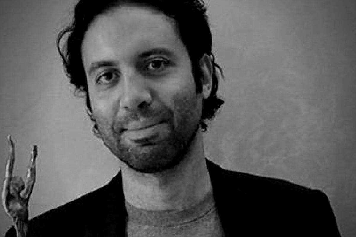Lucio de Candia gewann 2016 den Filmpreis der FICNOVA für Balkan Blues. (Foto: Humanistisches Forum)