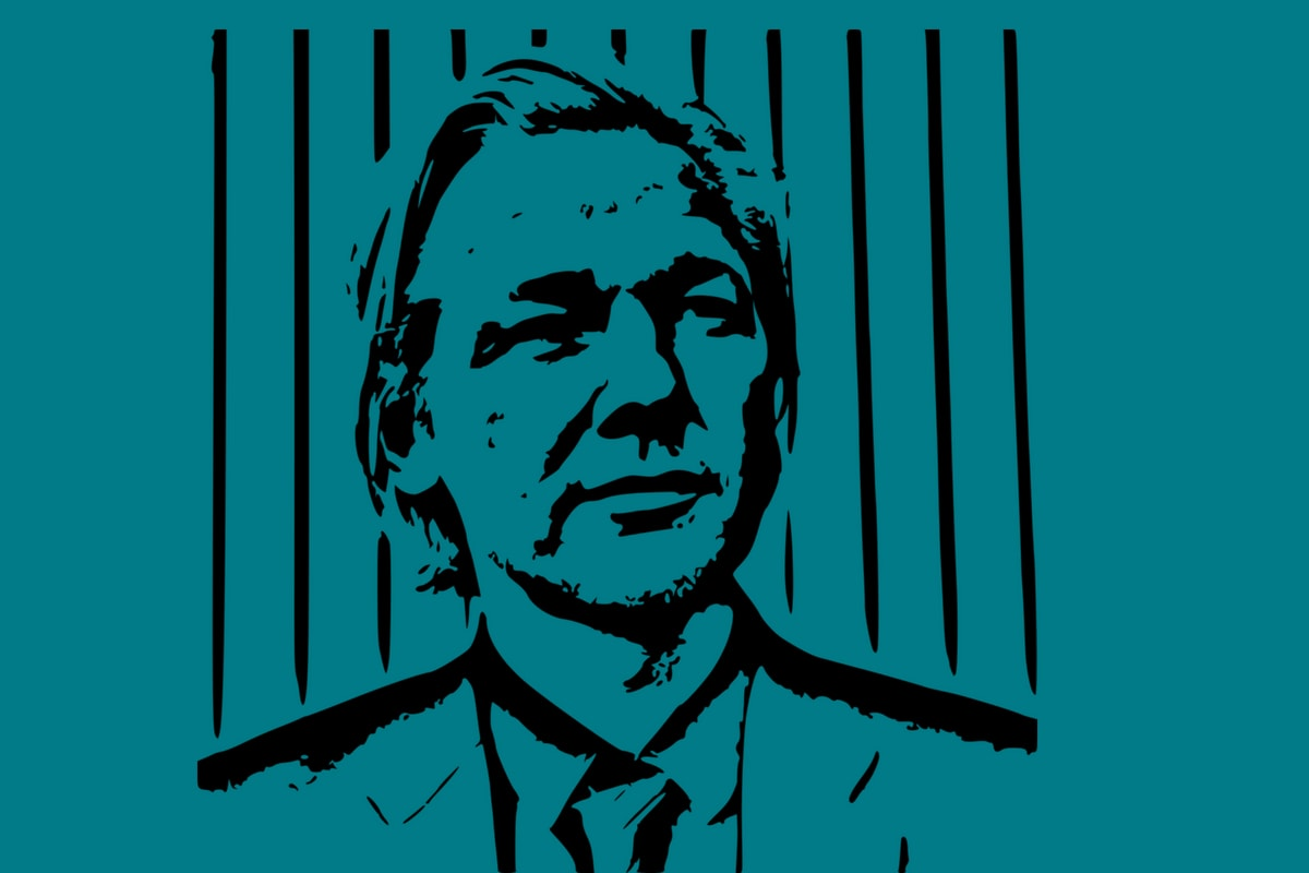 Krieg gegen Julian Assange. (Grafik: Neue Debatte mit Material von OpenClipart-Vectors, Pixabay.com, Creative Commons CC0)