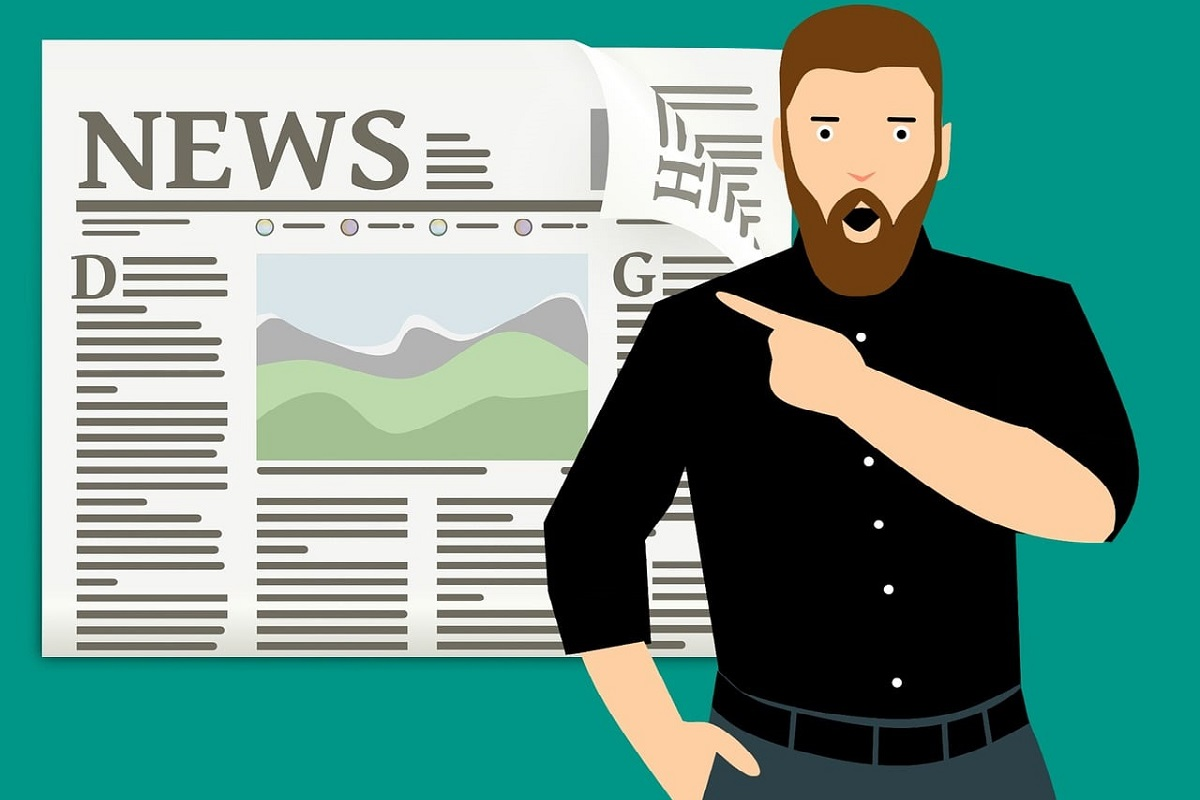 News and Newspaper. (Illustration: Mohamed Hassan, Pixabay.com, Creative Commons CC0)