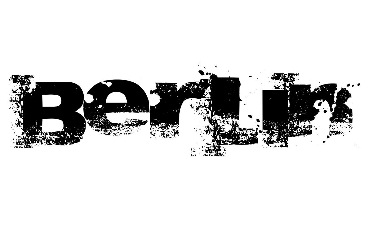 Berlin. (Illustration: Wibke, Pixabay.com, Creative Commons CC0)