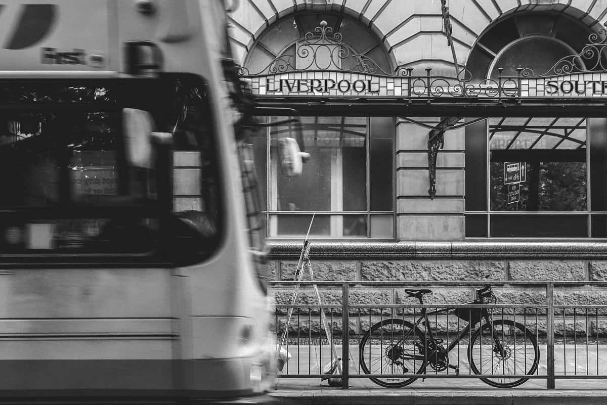 Liverpool im Nordwesten von England. Fußball ist dort König. (Foto: Carl Raw, Unsplash.com)